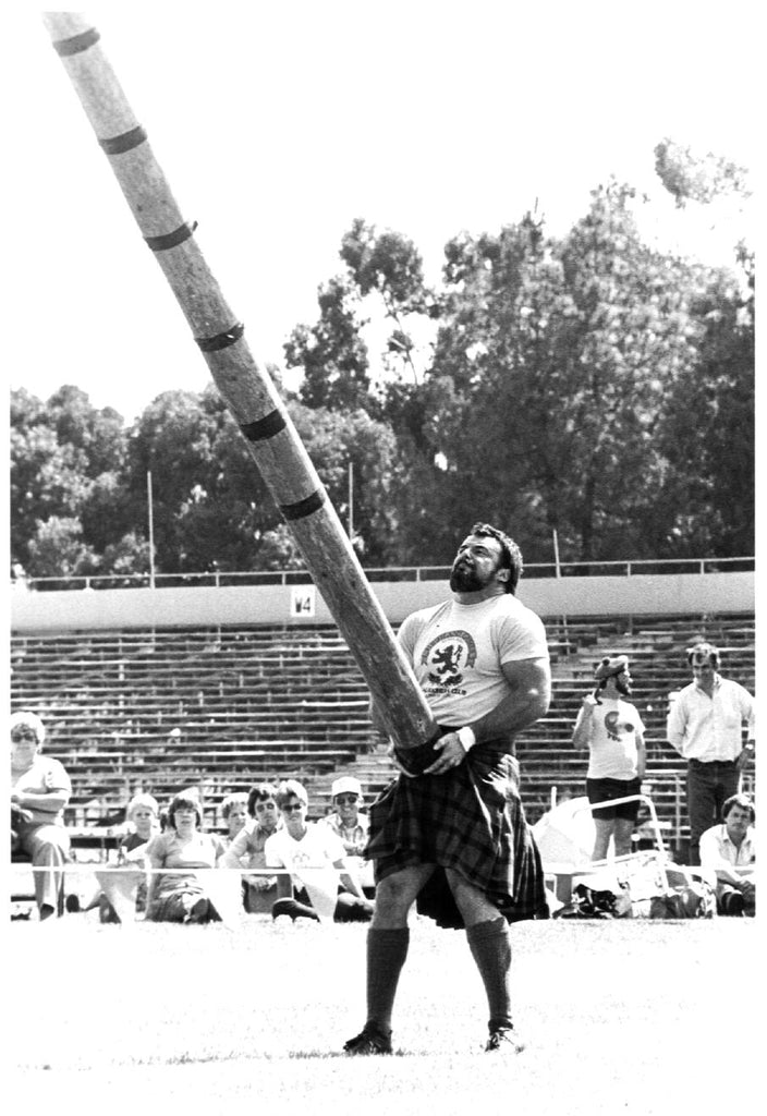 The Greatest Highland Game Throwers of All-Time: #5 Jim McGoldrick