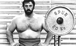 The Greatest Highland Games Throwers of All-Time: #4 Geoff Capes