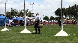 Highland Games Basics: Sheaf Toss 101