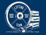 Little Debbie Lifting Team - Cakes and Plates