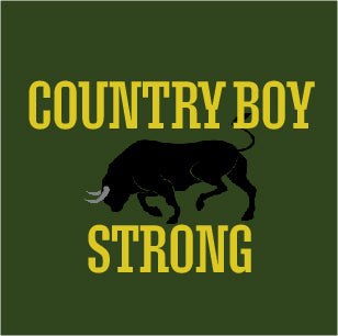 Country Boy Strong