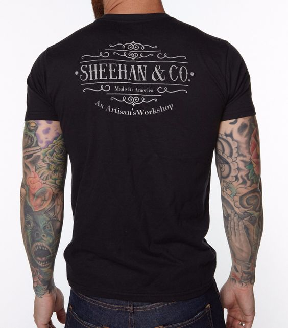S&CO Artisan Statement Tee-Limited Edition