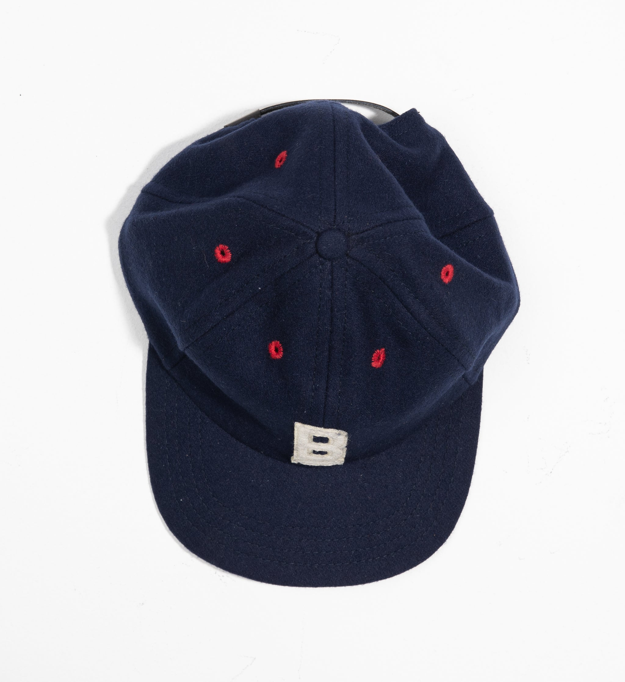 Bridge and Burn Wool Baseball Cap