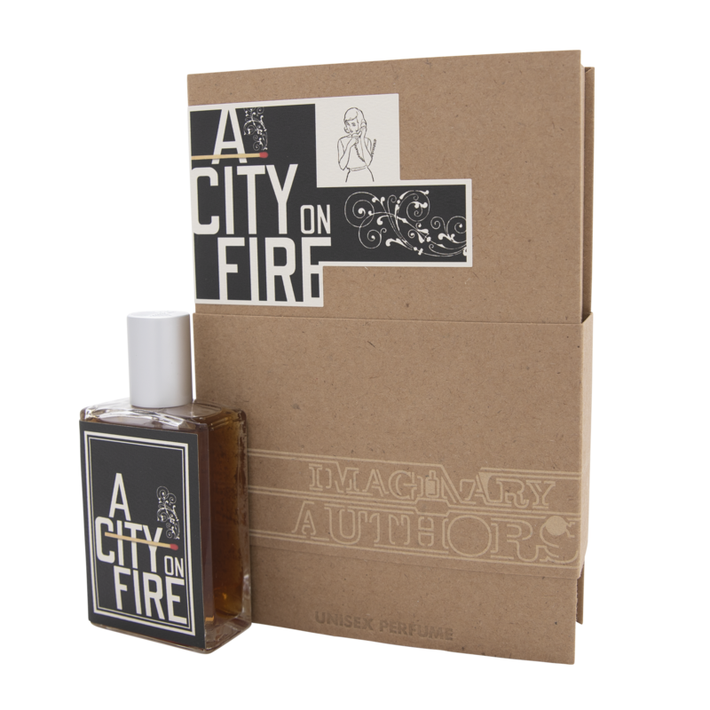 Imaginary Authors A City On Fire 50 ML Eau De Parfume