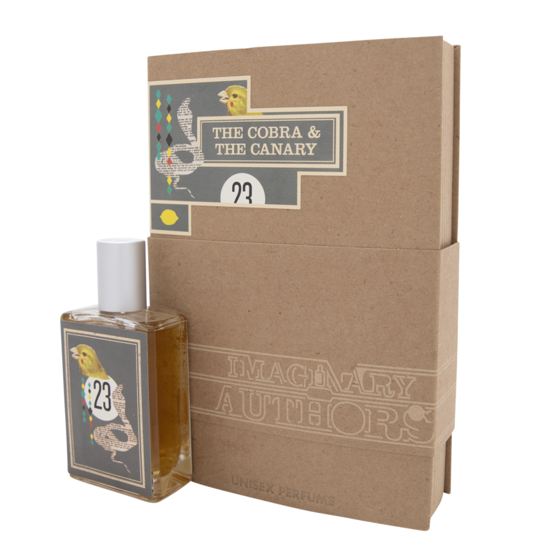 Imaginary Authors The Cobra and The Canary 50 ML Eau De Parfume