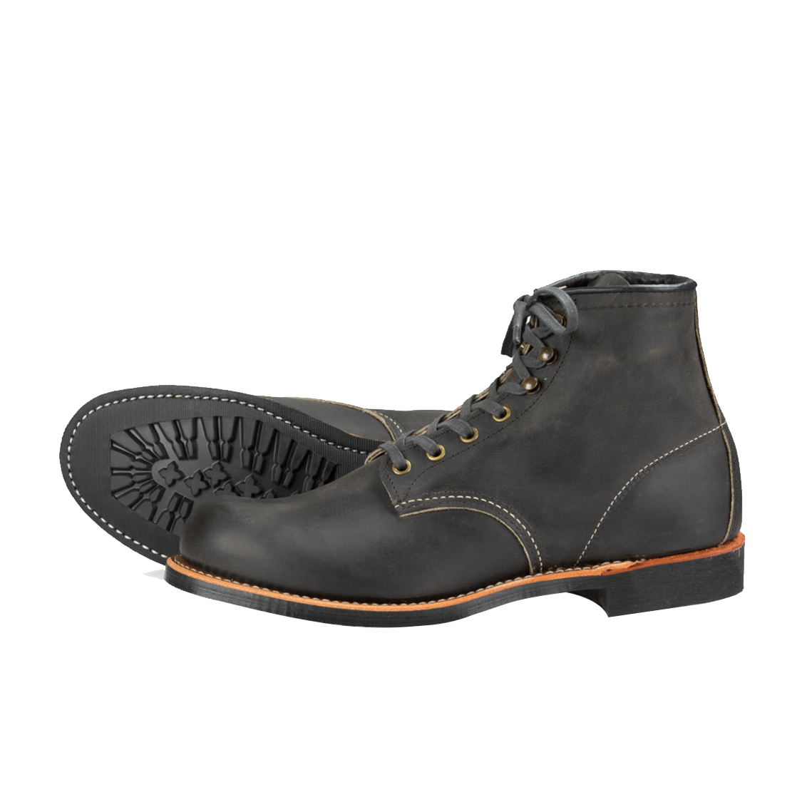 Red Wing Iron Ranger 8084 Black Harness Leather