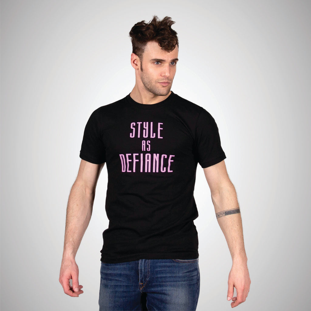 Style as Defiance Statement Tee