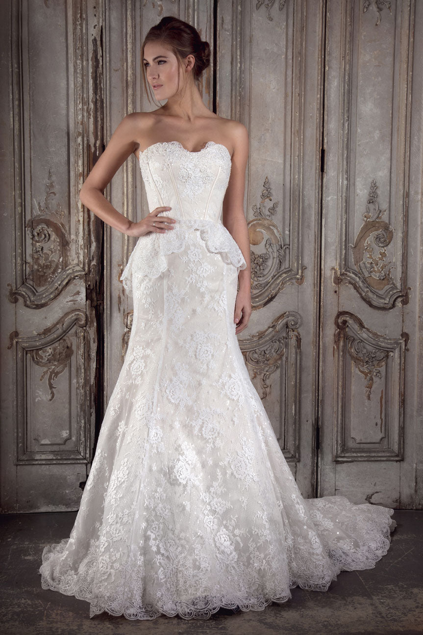 Mille Wedding Dress by Donna Lee