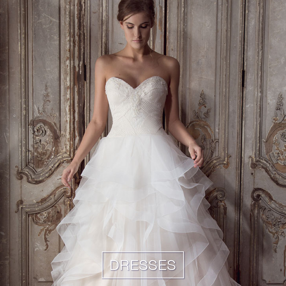 Designer Wedding Dresses Donna Lee Bridal