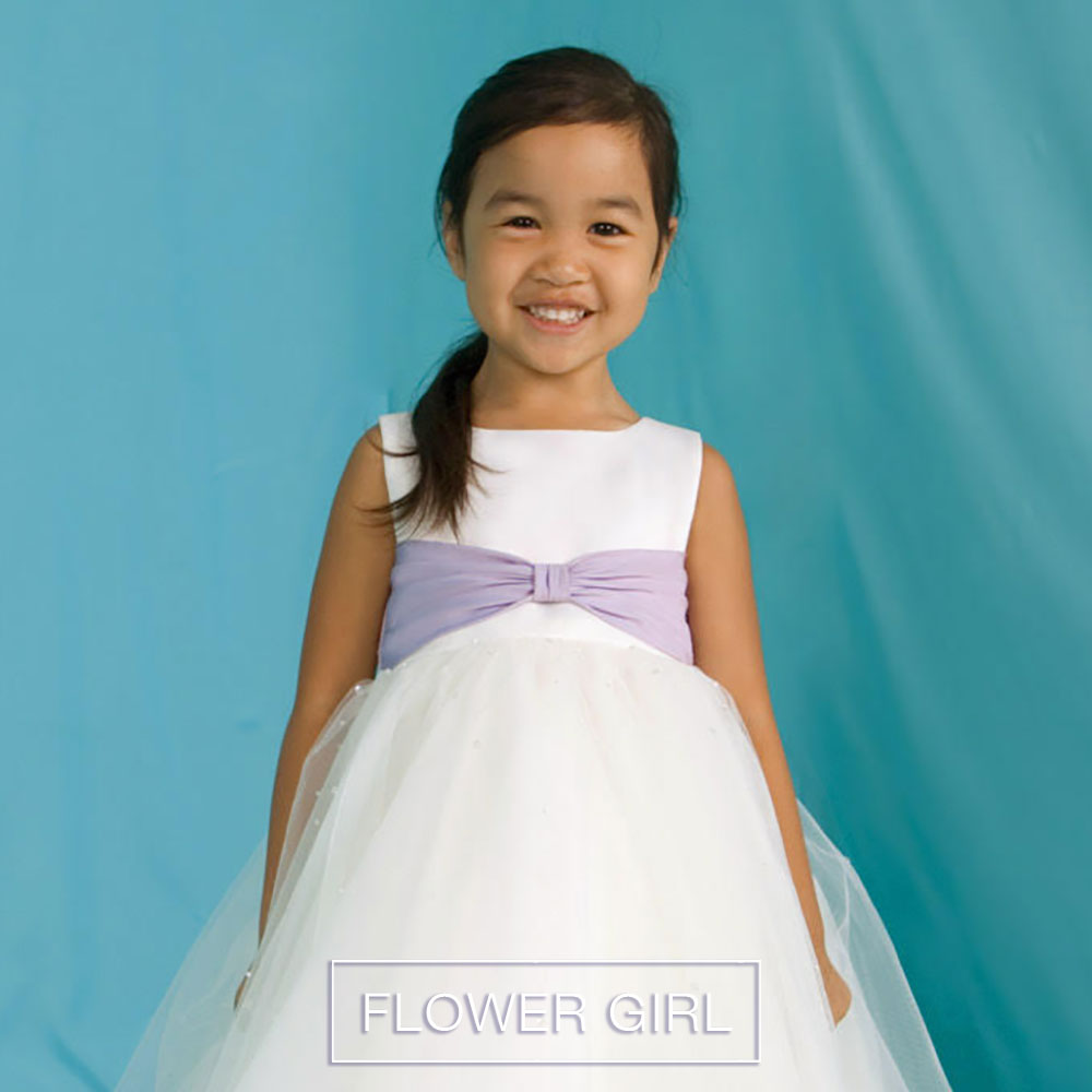 Flower girl dresses | The Wedding Bridal Studio, Crowborough, East Sussex
