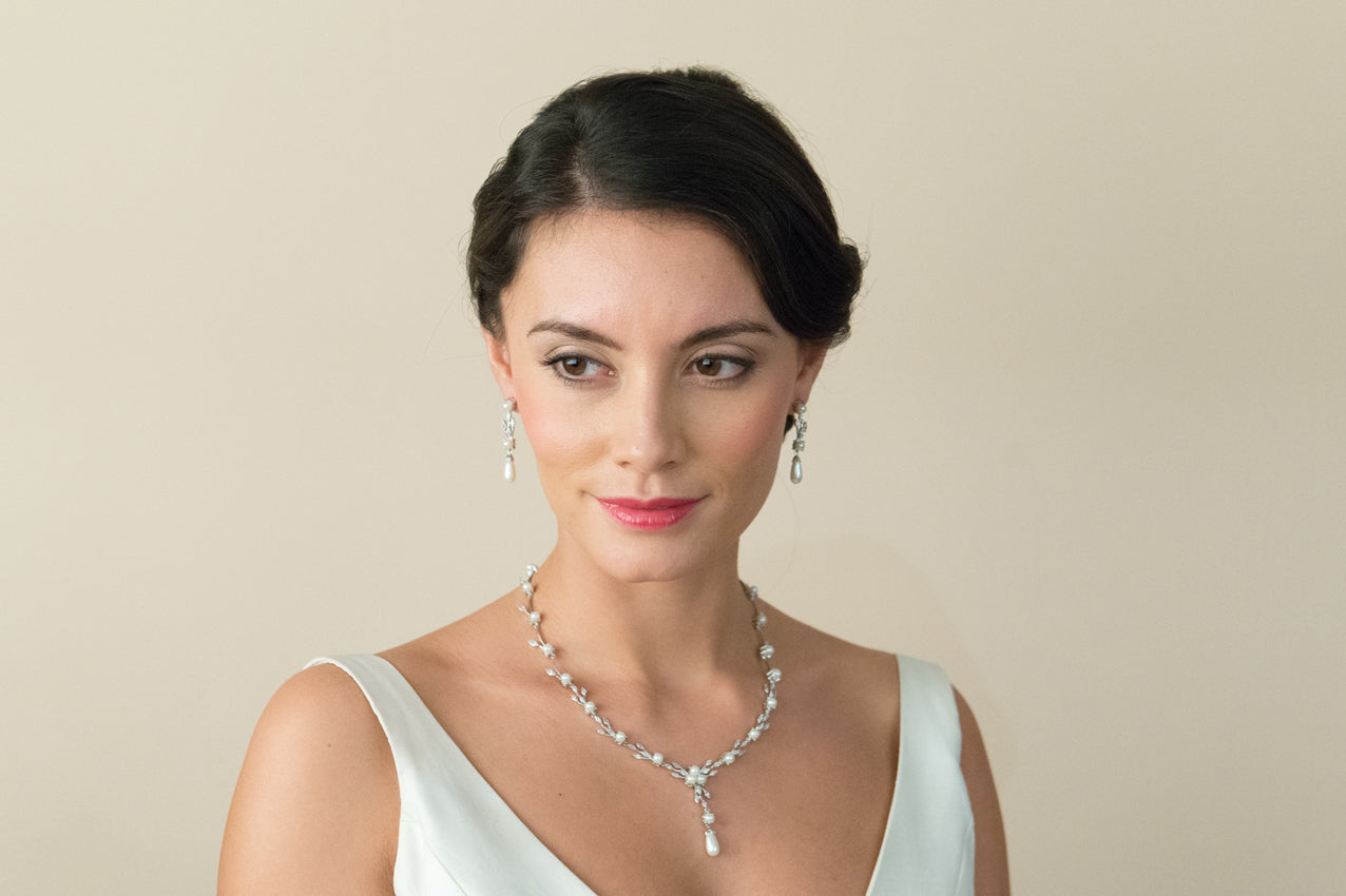 Ivory & Co - Belgravia necklace