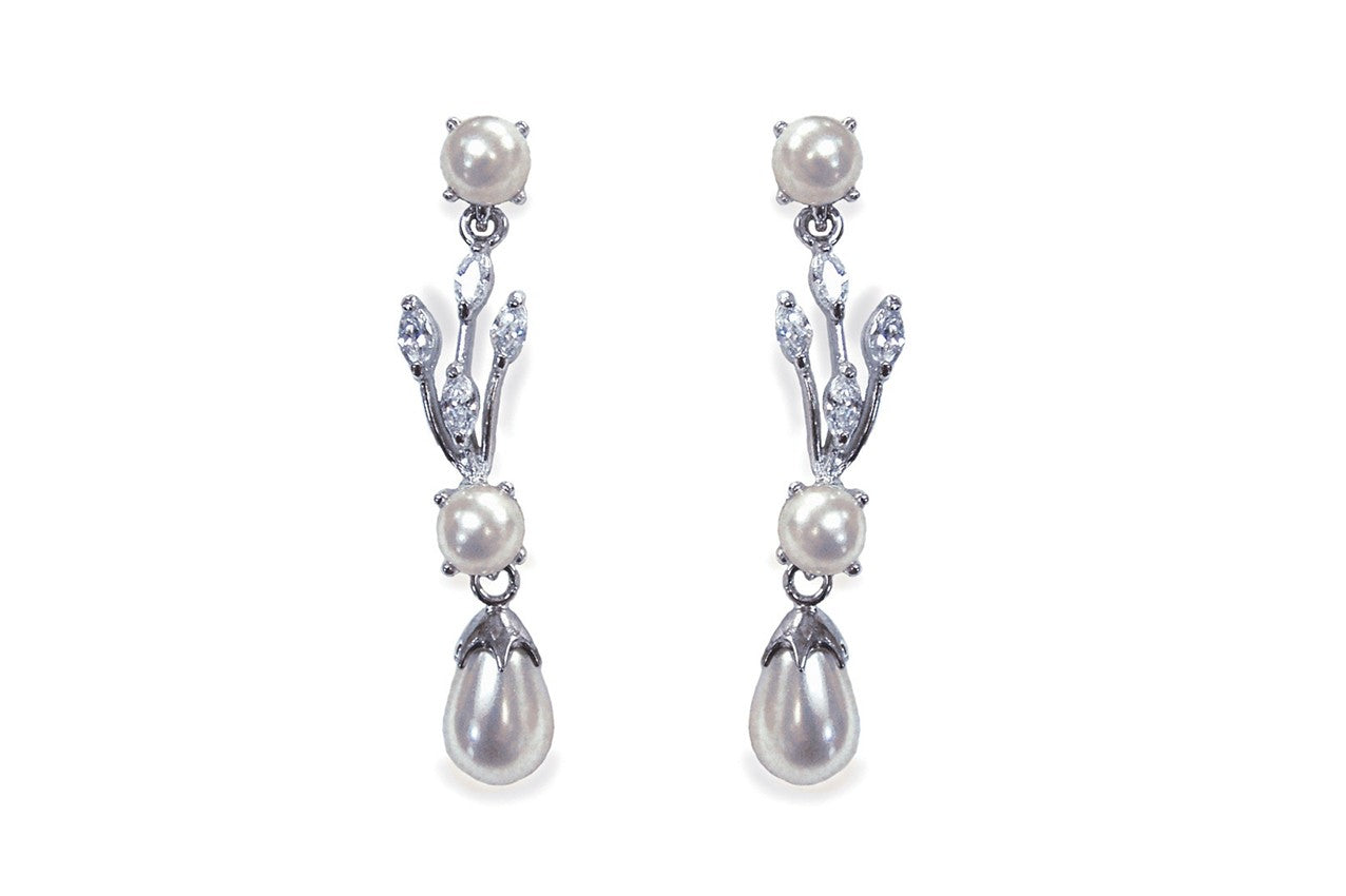 Ivory & Co - Belgravia earrings