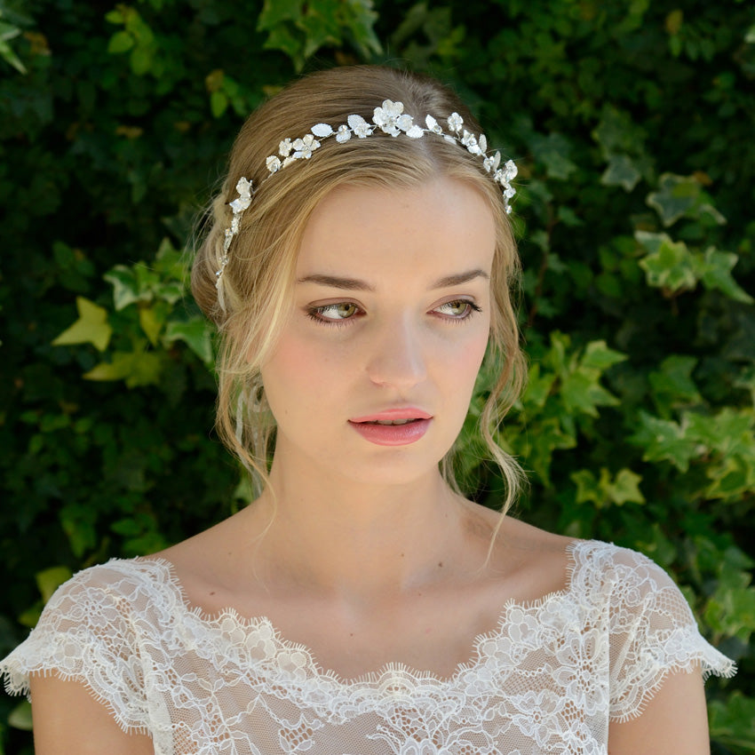 Ivory & Co - Celestia bridal hair vines