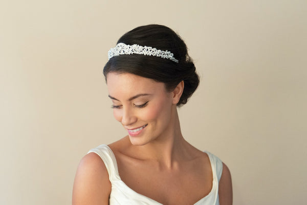 Ivory & Co - Vintage wedding tiara - Duchess