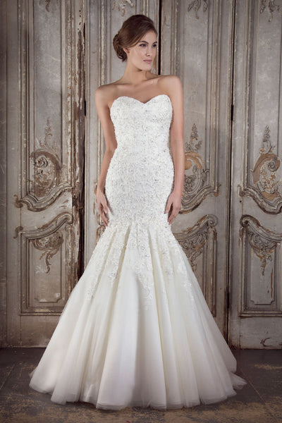 Freya Wedding Gown from the Donna Lee Brides collection