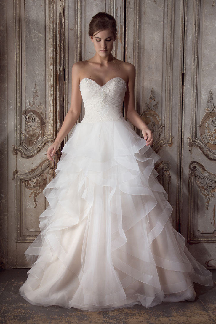 Lola Wedding Dress by Donna Lee Brides