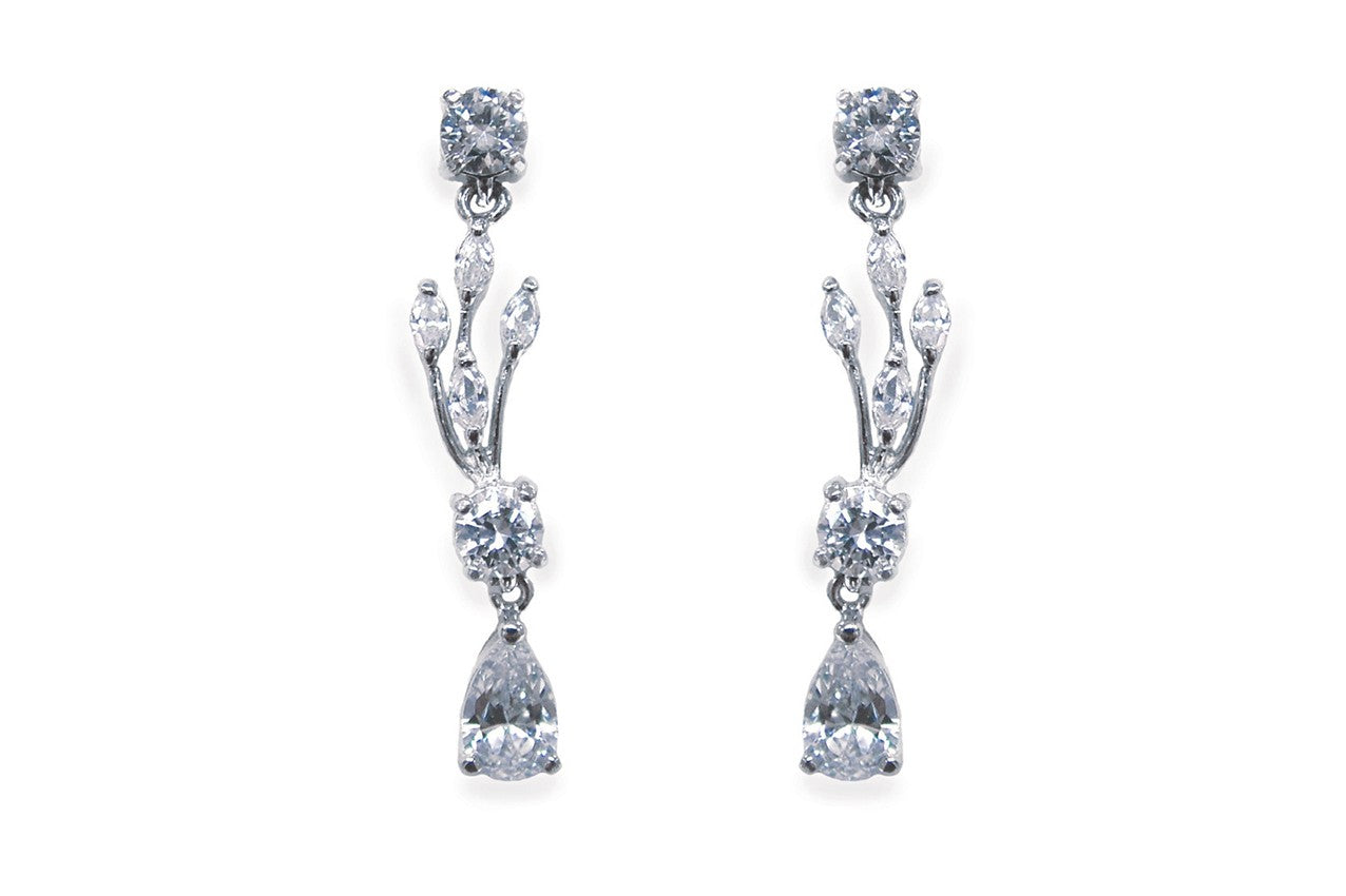 Ivory & Co - Mayfair earrings