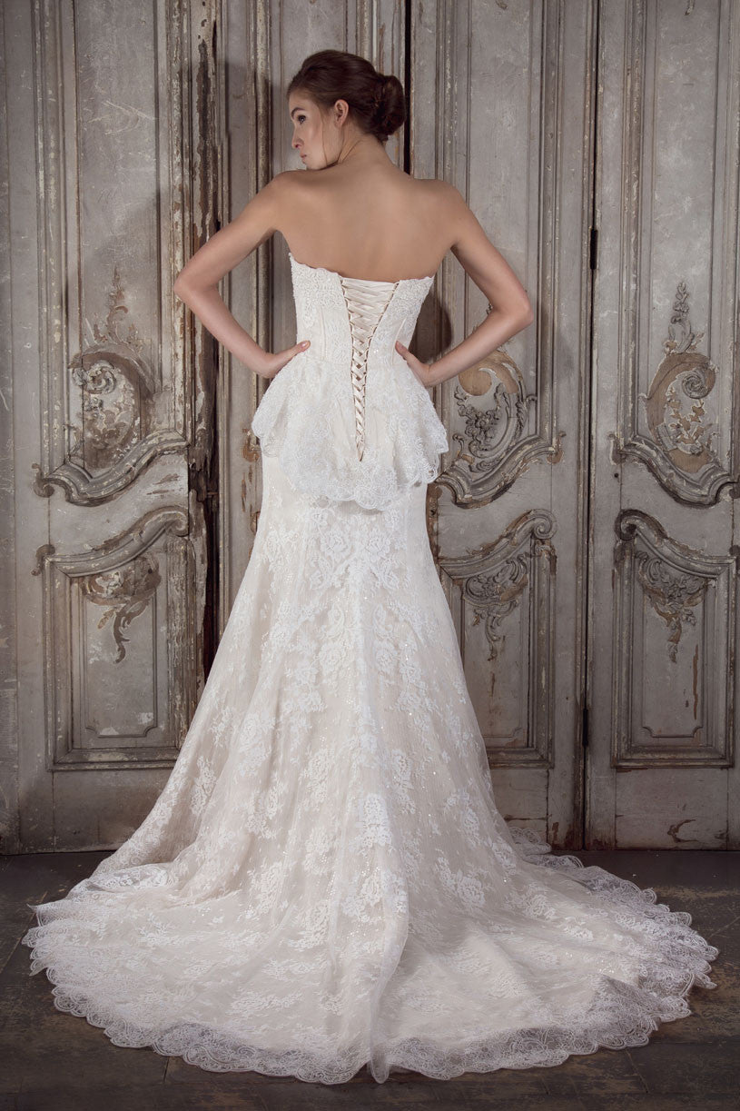 Millie Wedding Dress by Donna Lee Brides
