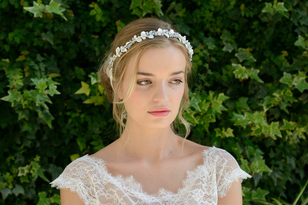 Ivory & Co - Nicole bridal hair vine