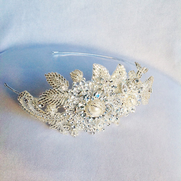 June Ellen Collection - Pippa tiara
