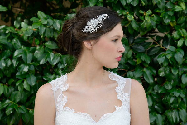 Ivory & Co - Ruth bridal hair clip