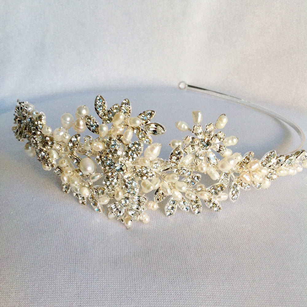 June Ellen Collection - Adele tiara