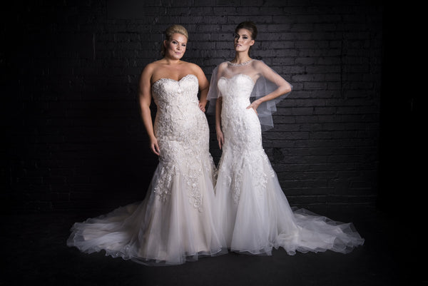 Amelie Wedding Gown from the Donna Lee Brides collection