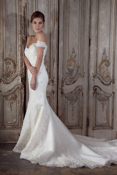 Anais wedding dress by Donna Lee Brides