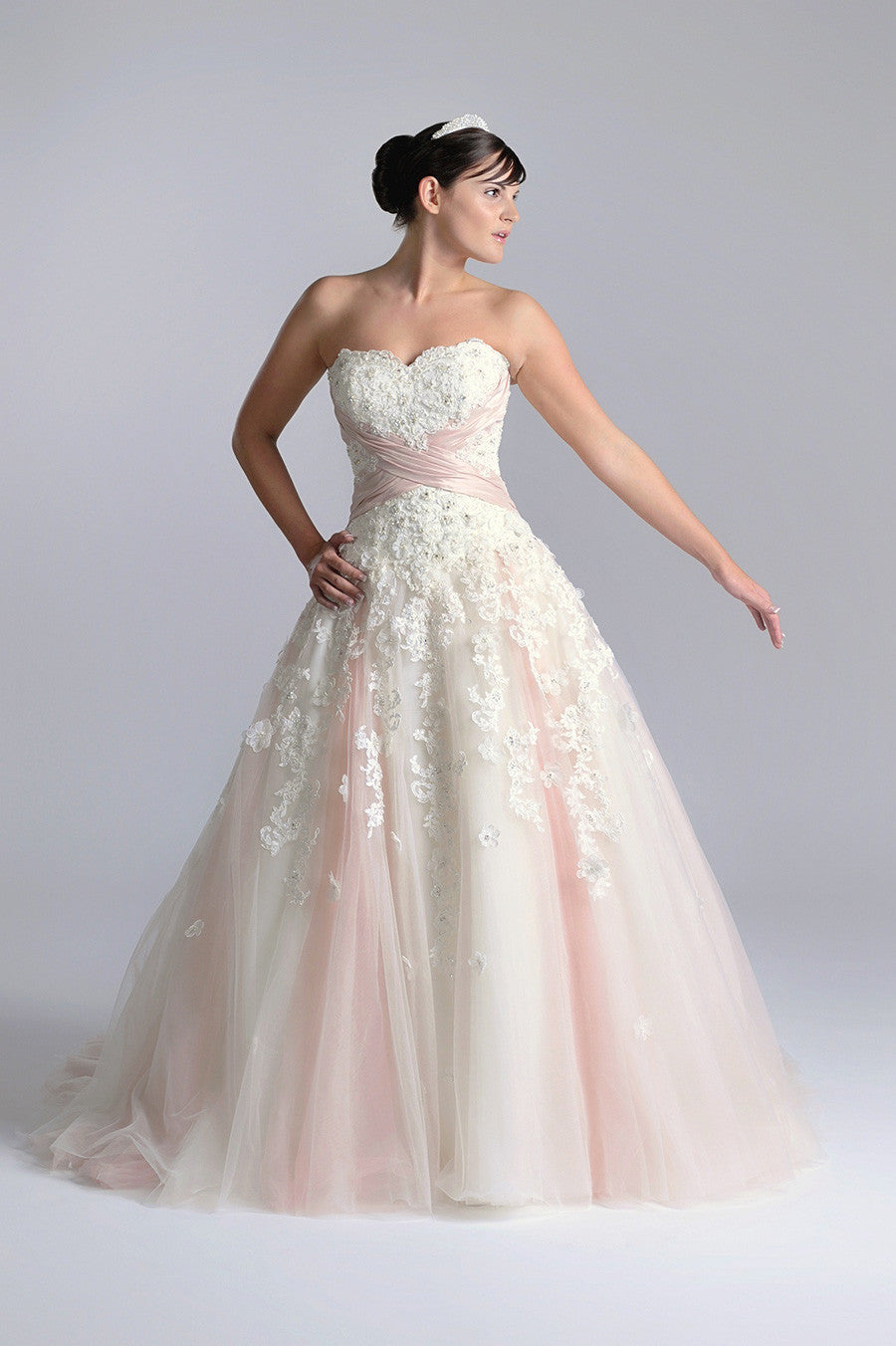 Chelsea Wedding Dress from the Donna Lee Brides collection