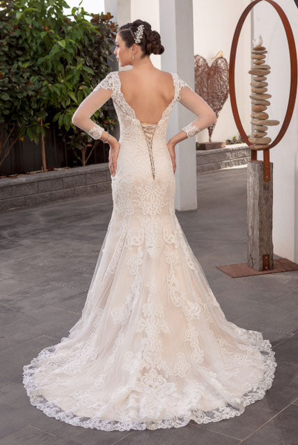 Wedding dress by Christina Rossi - Australia