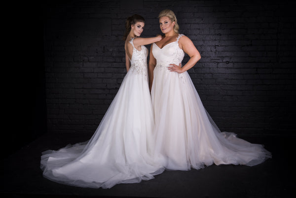 Darcey Wedding Dress from the Donna Lee Brides collection