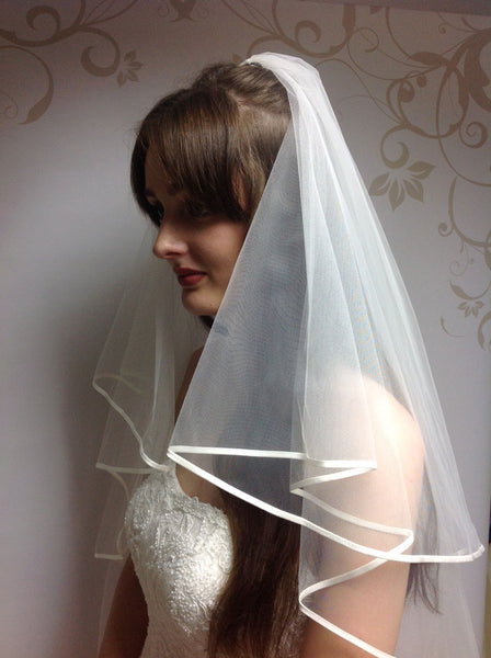 Elizabeth Wedding Veil