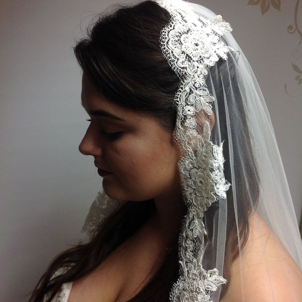 Georgia Wedding Veil