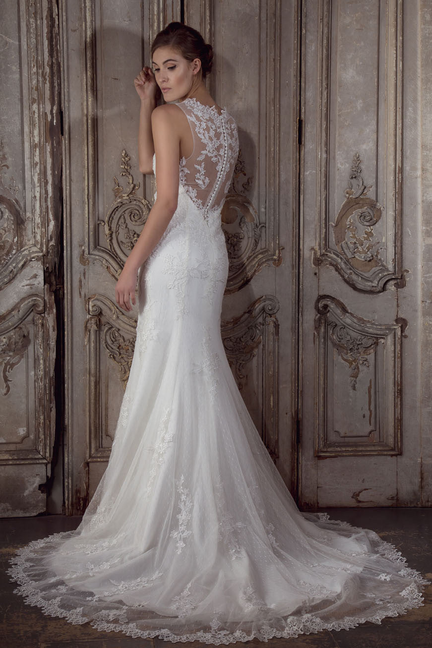 Marcy Wedding Dress by Donna Lee Brides
