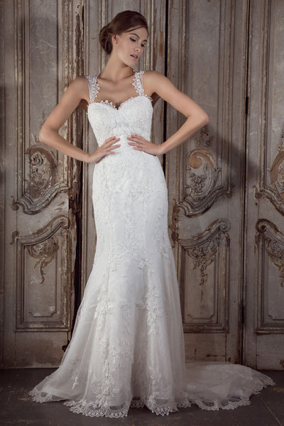 Marcy Wedding Gown by Donna Lee Brides