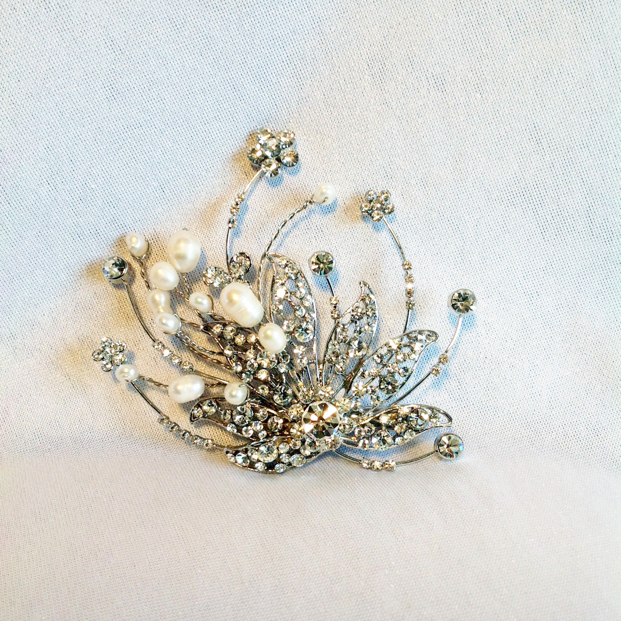Ivory & Co - Megan head piece