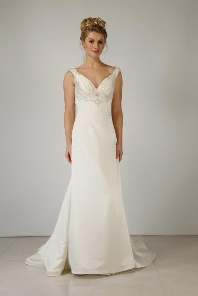 Faith Wedding dress by Richard Designs