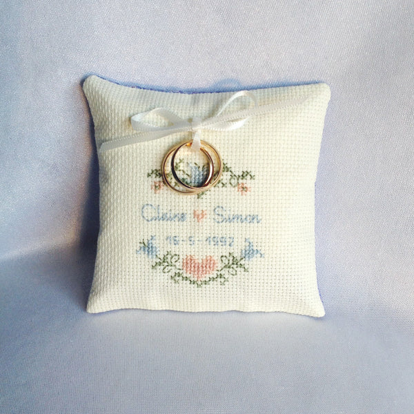 Small ring cushion
