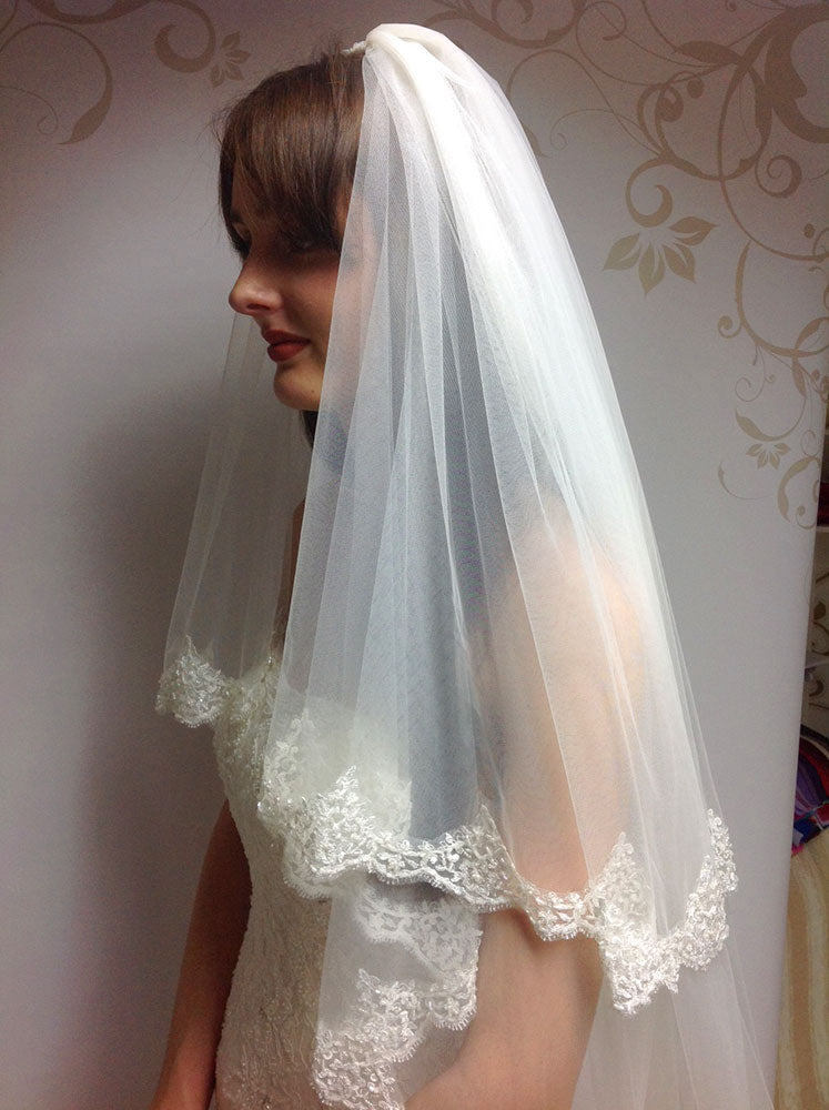 Stardust Wedding Veil