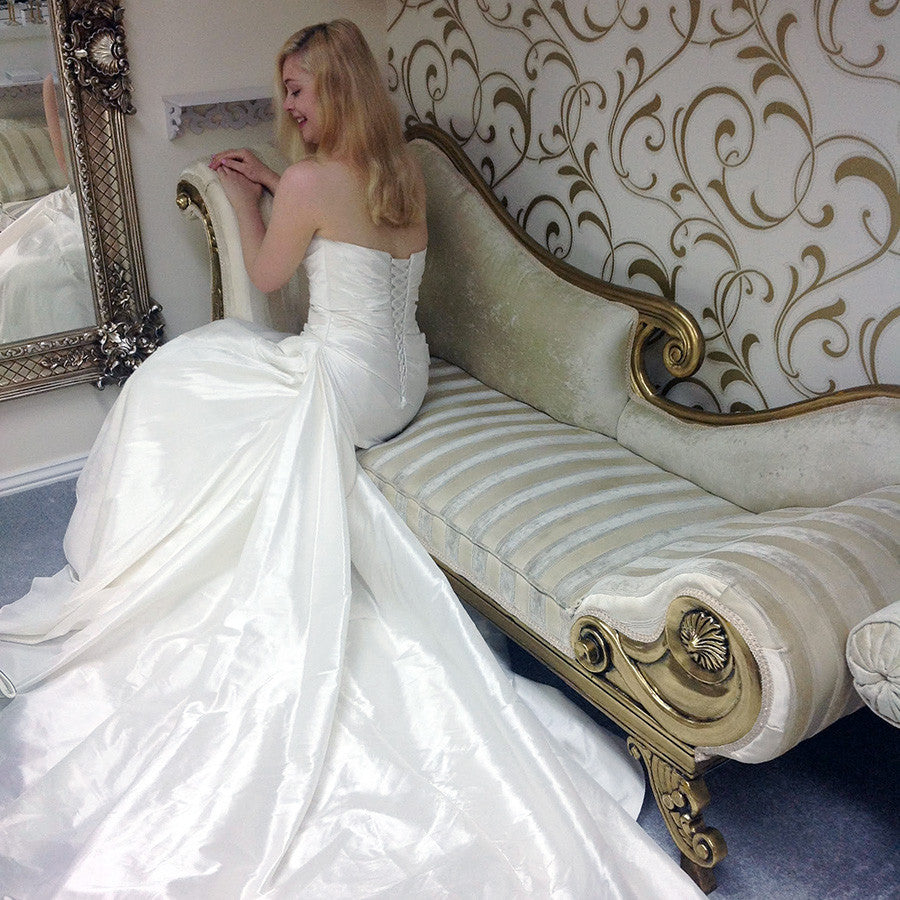 Tia wedding dress