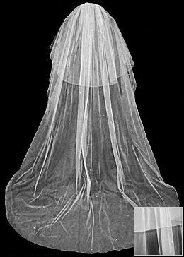 Canterbury Cathedral Wedding Veil