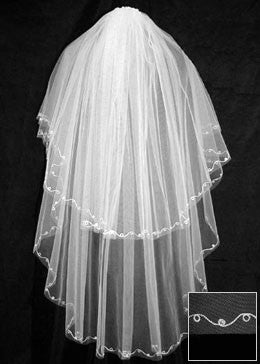 Elizabeth Wedding Veil - N