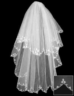 Chester Wedding Veil