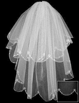 Duchess Wedding Veil