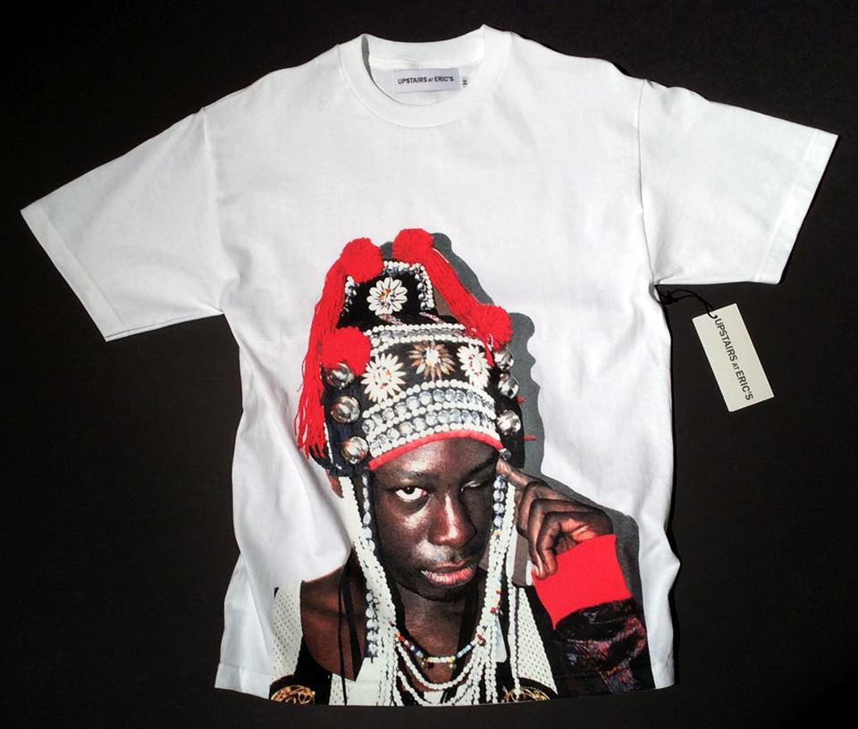 Le1f Headdress tee