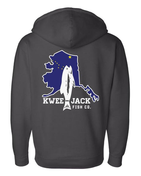 2020 Men's Zip Hoodie (Billings)
