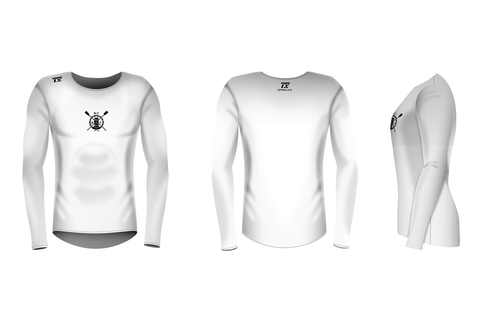 BSI Norway Long Sleeve White