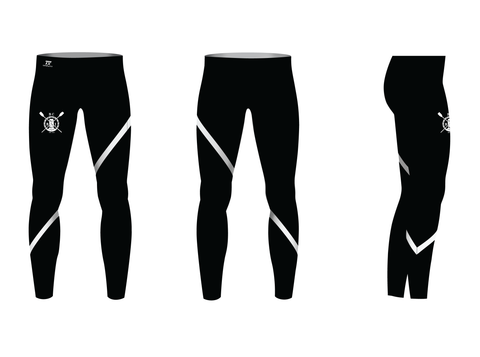 BSI Signature Leggings Logo & Stripes