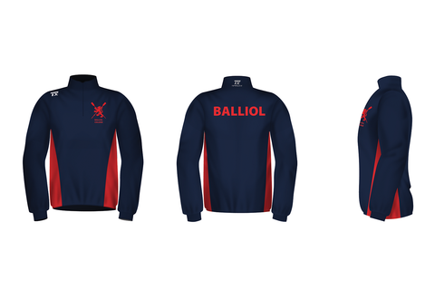 Balliol College Splash Jacket (with embroidery)
