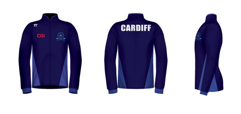 Cardiff City RC Softshell All-Weather Jacket